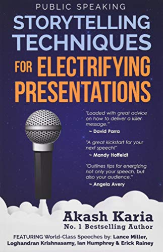 Storytelling Techniques for Electrifying Presentations